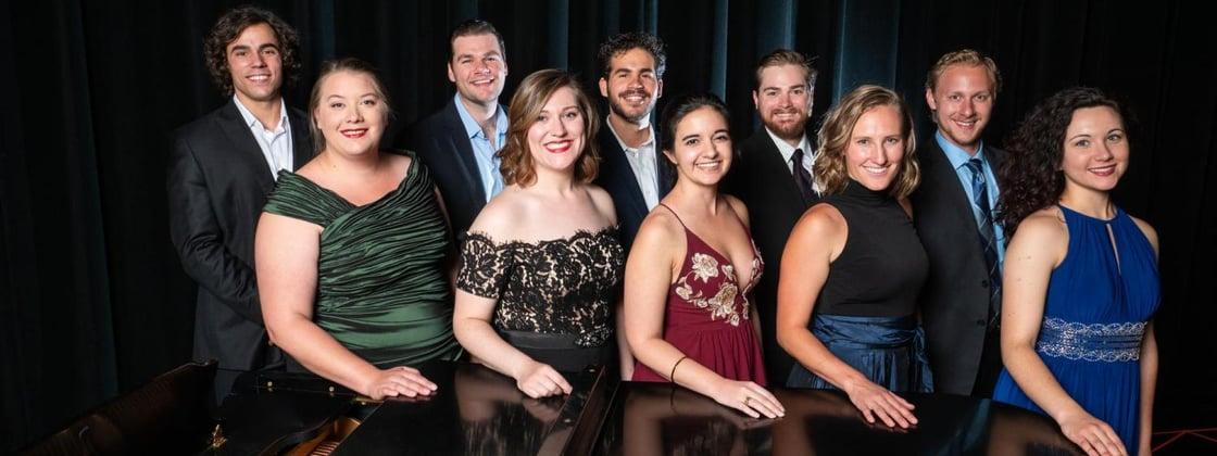 Eklund Opera Theater Singers