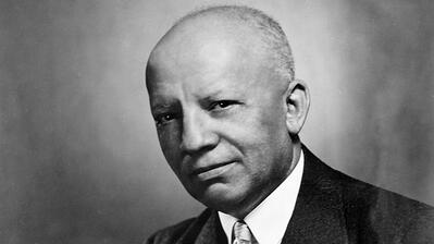 dr carter g woodson